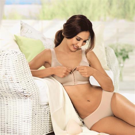 Anita Care Calmia Front Closure Post Mastectomy Bra,0,Each,5311X