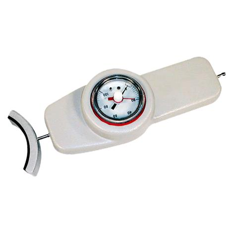 Chattanooga Hydraulic Push-Pull Dynamometer With Dial Gauge,100lb (45kg),Each,43108