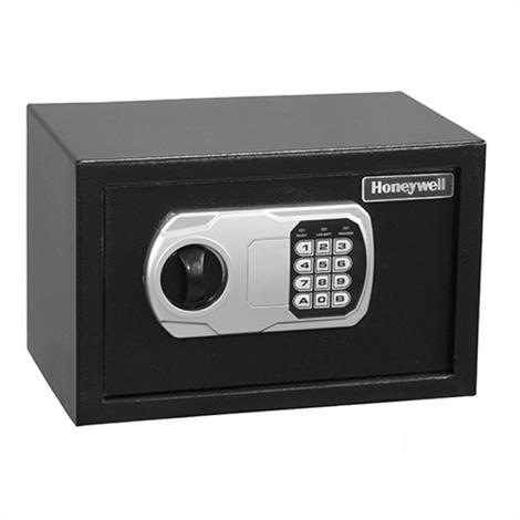 Honeywell 5101DOJ Steel Security Safe,0.36 Cu Ft,Each,5101DOJ - from $59.99