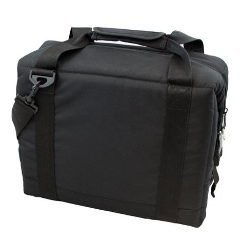 Polar Soft-Sided Cooler Bag,Black,Each,PPC