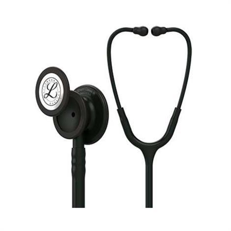 "3M Littmann Classic III Monitoring Stethoscope,Black Tube,27"" with Black Edition Chestpiece,Each,5803"