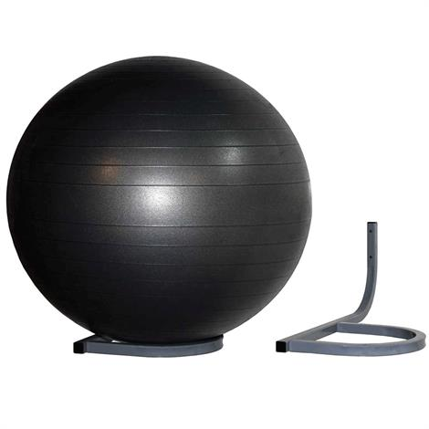 """Ideal Wall Mount Therapy Ball Storage Rack,12""""W x 19""""D x 14""""H,Each,BH17"""