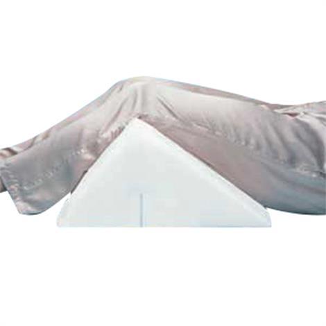 """Hermell Knee Rest White Lumbar Relief Cushion,22"""" x 11"""" x 15"""",Each,FW4010"""