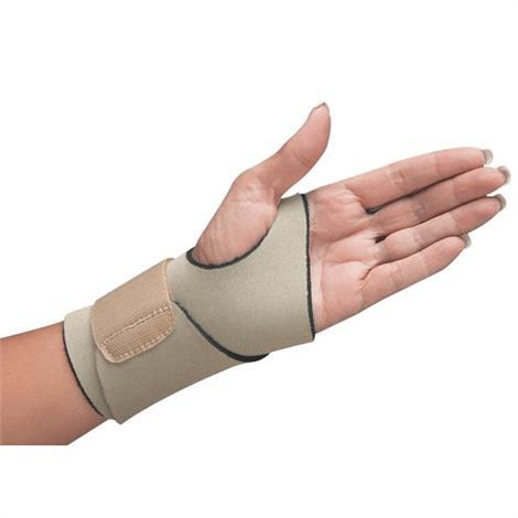 Comfortprene Long Neoprene Wrist Wrap,Medium,Beige,Each,NC58600-2BG - from $19.25