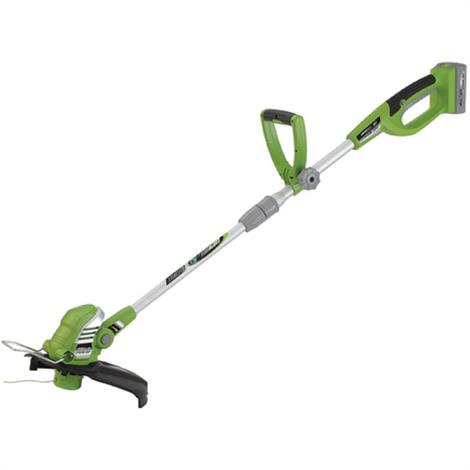 Earthwise 20-Volt Lithium Ion Cordless Electric String Trimmer,12