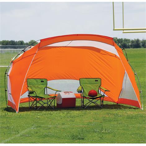 Texsport Sport nd Beach Shelter,Brilliant Orange,Each,1839