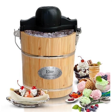 "Maxi Matic Fashioned Ice Cream Maker,13.2""D x 23""H,Each,EIM-506"