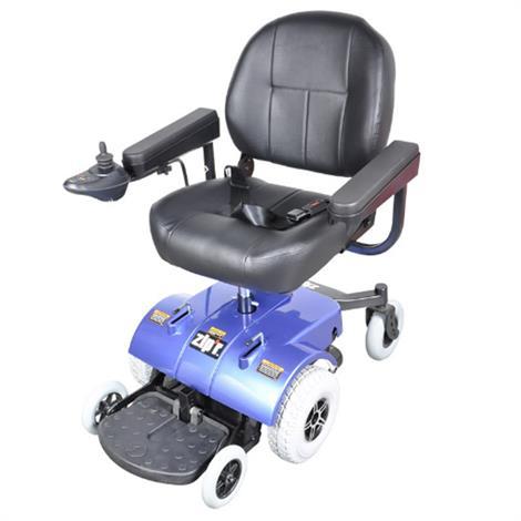 Zipr PC Power Wheelchair,Blue,Each,ZIprPCB