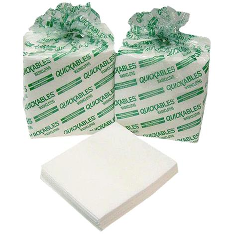 """Attends Quickables Dry Wipes,Medium-Weight,10"""" x 13"""",1000/Case,2503"""