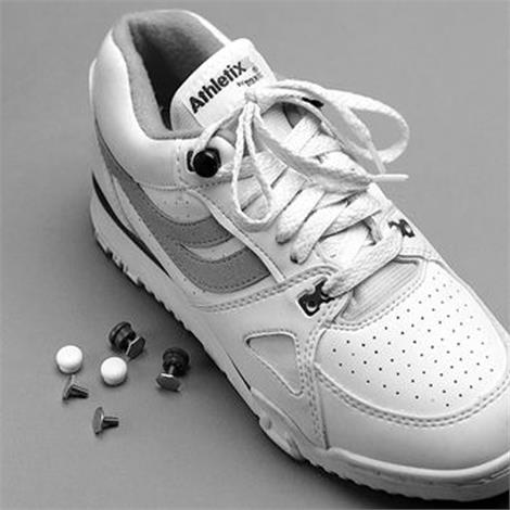 Shoe Buttons,White,Pair,609902 - from $7.99