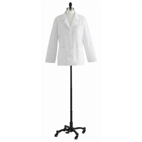 Medline Ladies Consultation Coats,Size 10,Each,88018QHW10