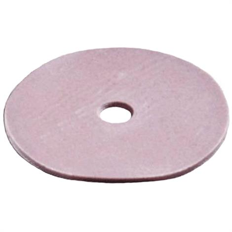 """Torbot Colly-Seel Discs,3-1/2"""" Thick,Blue,10/Pack,Ms223B"""