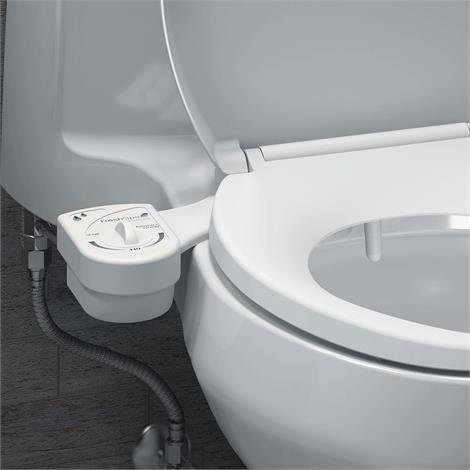 Brondell FreshSpa Easy Bidet Toilet Attachment,Bidet Toilet Attachment,Each,FS-10