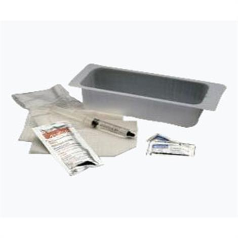 Cardinal Health Foley Catheter Insertion Tray Kit,Kit,Each,OR3207 55OR3207