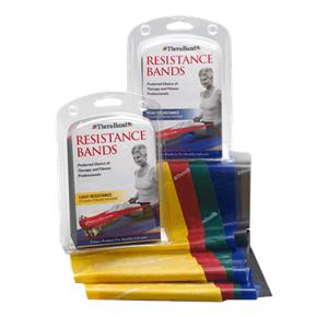 TheraBand Professional Resistance Bands and Tubing