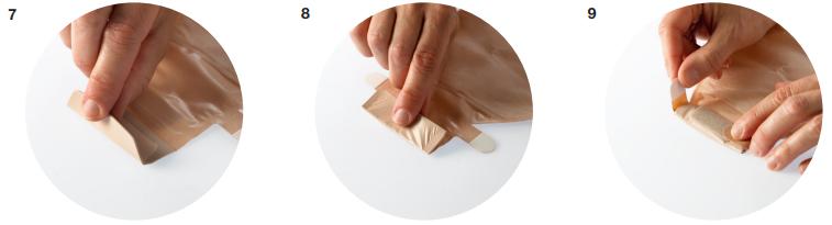 Sensura Ostomy Bag