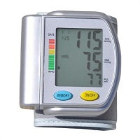 Blue Jay Elite Wrist Blood Pressure Monitor