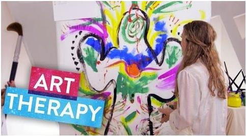Using Art Therapy
