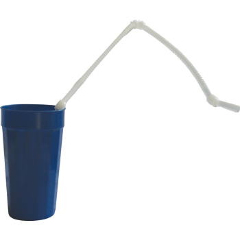 Freedom Extra Long Flexible Drinking Straw