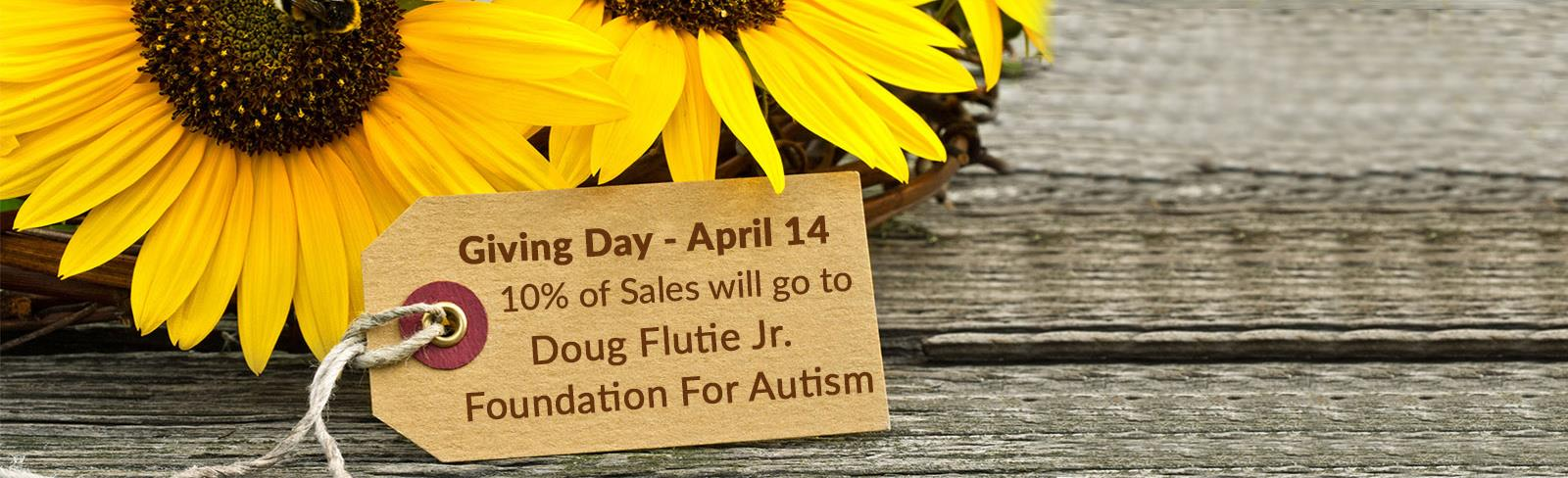 Giving Day - March 10 10% of Sales will go to Womens Center of Danbury