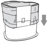 Janibell Bag Liner Installation