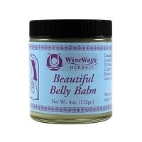 Wiseways Herbals Beautiful Belly Balm