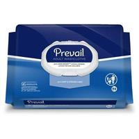 Prevail Adult Washcloths - with Aloe, Chamomile and Vitamin E