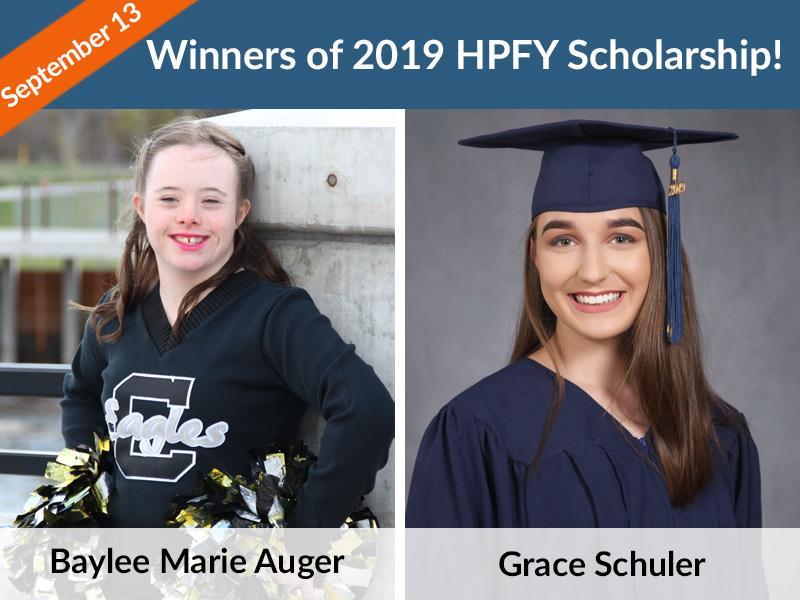 HPFY Scholarship 2019