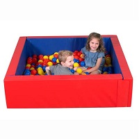 Childrens Factory Corral Ball Pool