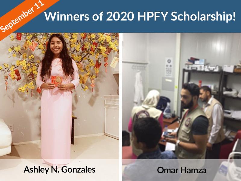 HPFY Scholarship 2020
