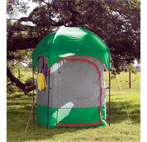 Texsport Deluxe Privacy Camp Shower And Shelter Combo