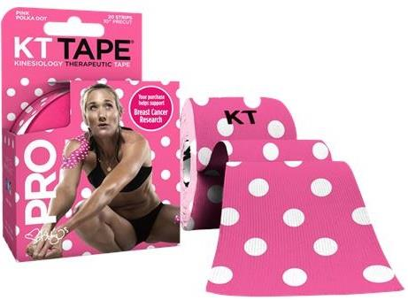 KT Tape Pro Breast Cancer Awareness Elastic Sports Tape