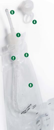 Bard Touchless Plus Unisex Intermittent Vinyl Catheter Kit
