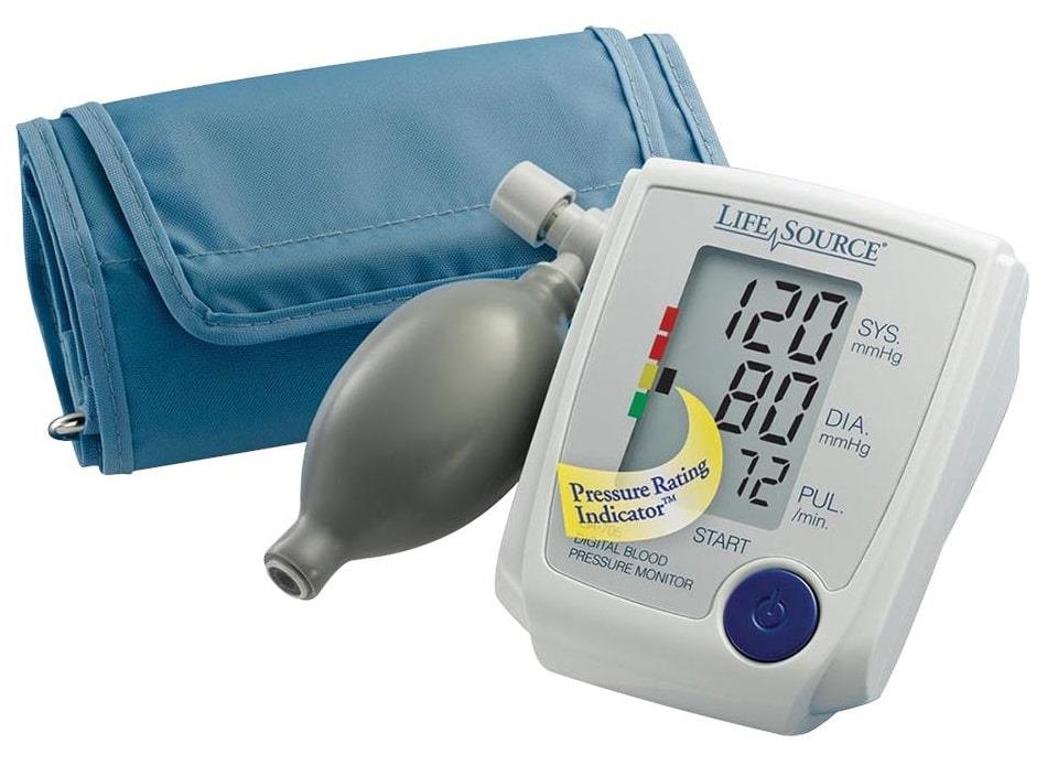 Buy A&D Medical Advanced Manual Inflate Blood Pressure Monitor with Your FSA $