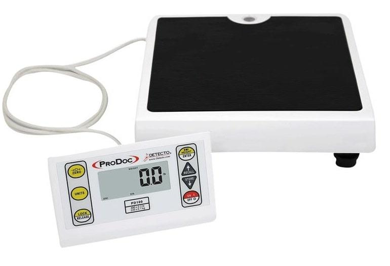 Buy Detecto PD100 ProDoc Professional Doctor Scale with Your FSA