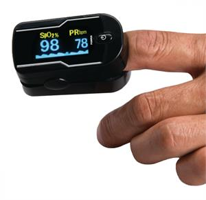 Sammons Preston Finger Pulse Oximeter