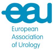 Urological Associations recommend