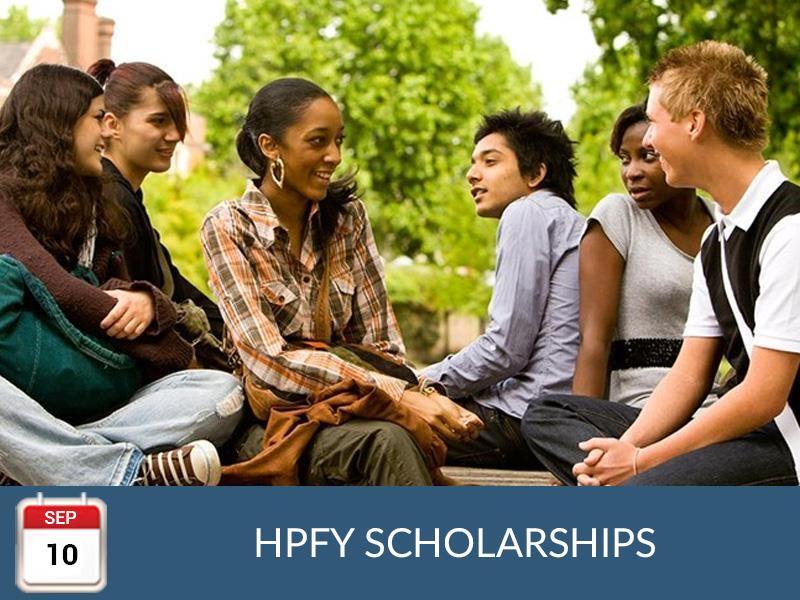 HPFY Scholarships