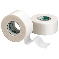 3M Durapore Silk Cloth Hypoallergenic Tape