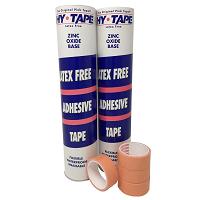 Hy-Tape Zinc Oxide Based Waterproof Pink Tape