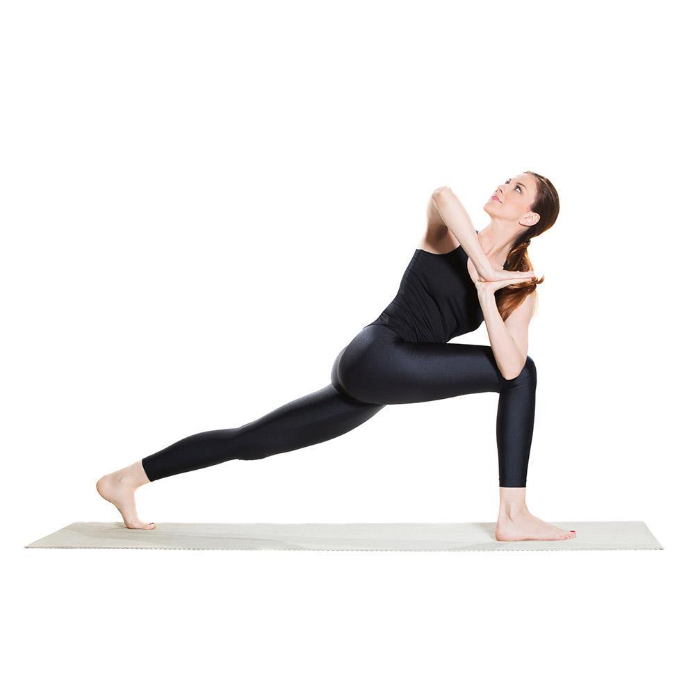 yoga Revolved Longe