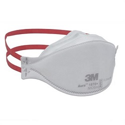 N95 Particulate Respirator And Surgical Mask