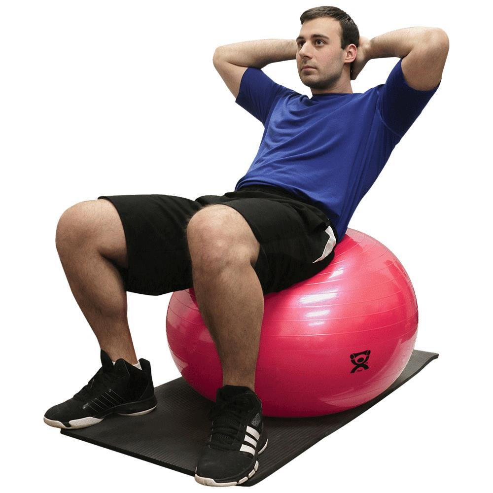 CanDo Inflatable Regular Exercise Balls