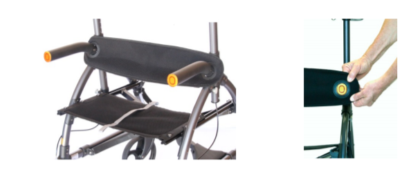 upwalker backrest