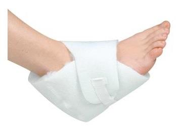 DeRoyal Comfo-Eze Heel and Elbow Protector with Straps