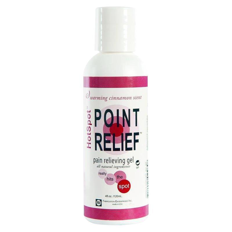 Fabrication Point Relief HotSpot Warming Gel