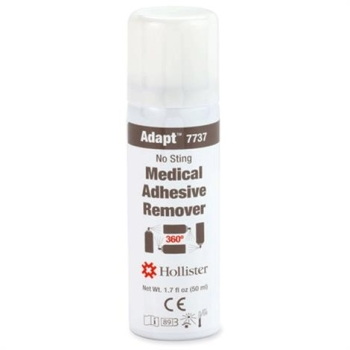 Hollister Adapt Medical No Sting Adhesive Remover Spray