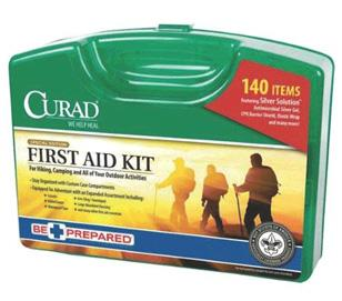 Medline Curad Complete First Aid Kit
