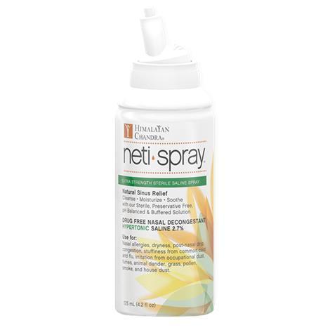 Himalayan Chandra Extra Strength Saline Neti Spray