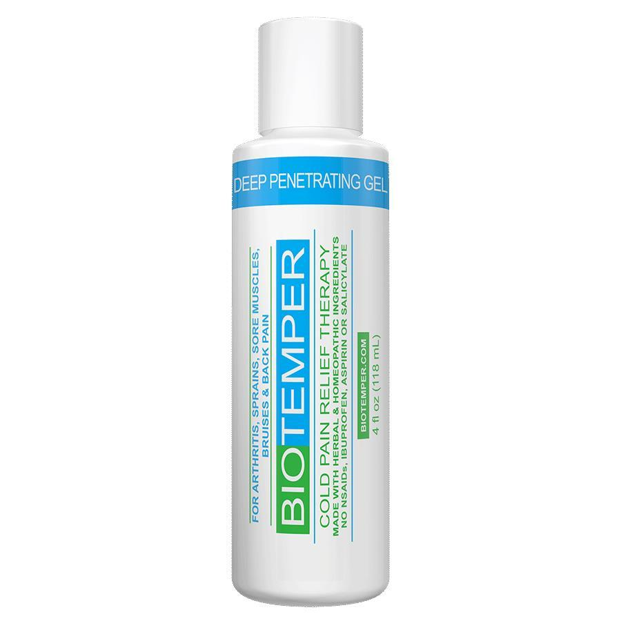 BioTemper Deep Penetrating Pain Relief Gel Tube